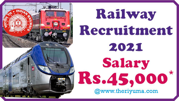 How to apply for Western Railway Jobs 2021
